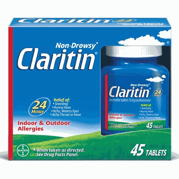 Claritin Allergy product image
