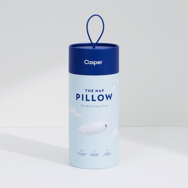 Casper Travel Nap Pillow product image