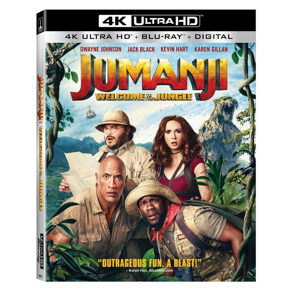 Jumanji: Welcome to the Jungle product image