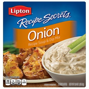 Lipton Dry Soup & Dip Mixes