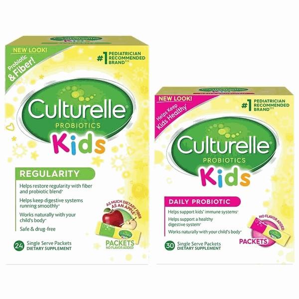 Culturelle Kids Daily Probiotic product image