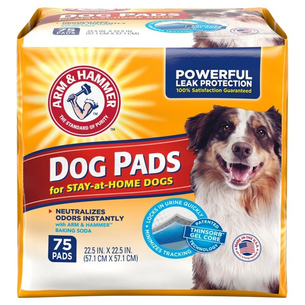 Arm & Hammer Dog Pads product image