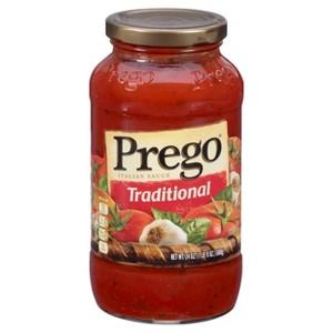 Prego Pasta Sauce