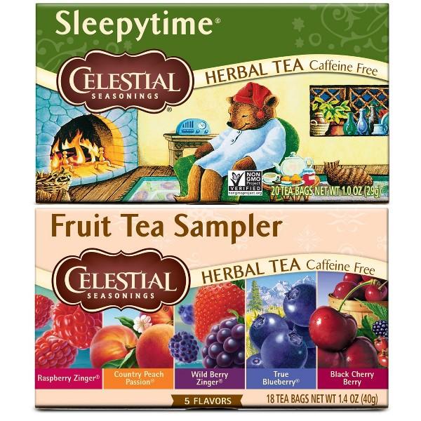 Celestial Seasonings Herbal Tea product image