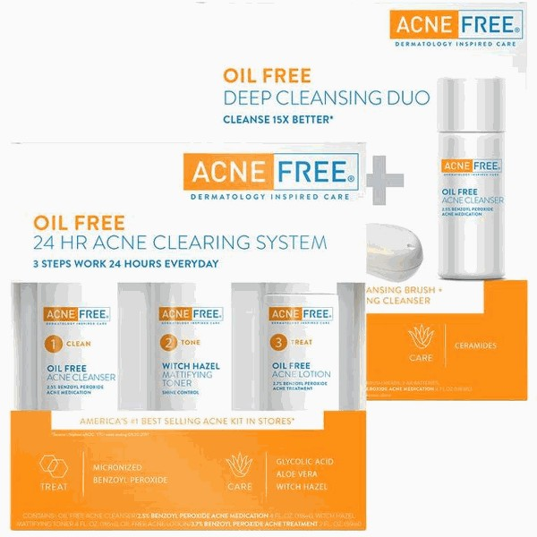 AcneFree 24HR Acne Clearing product image