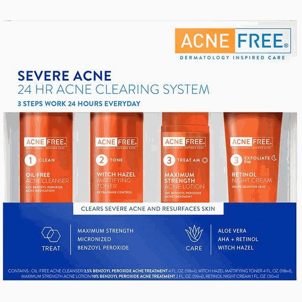 AcneFree Severe Acne product image