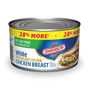 Premium White Chunk Chicken Breast