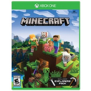 Minecraft Toys, Video Games, Books