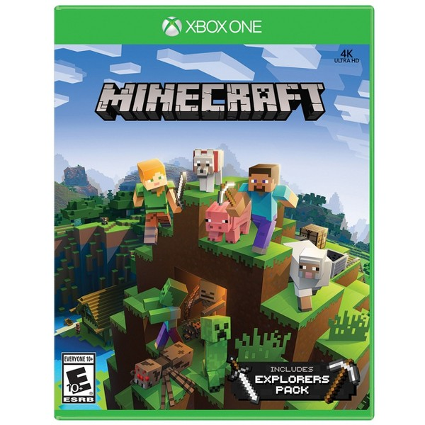 Minecraft Toys, Video Games, Books product image
