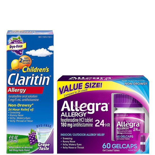 Allergy Medications product image