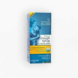 Mommy's Bliss Cough Syrup