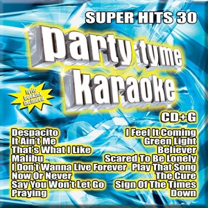 Party Tyme Karaoke:Super Hits 30