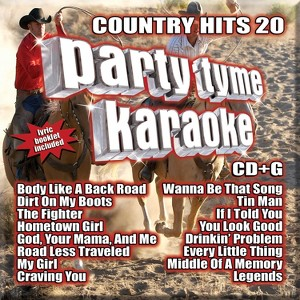 Party Tyme Karaoke:Country Hits 20
