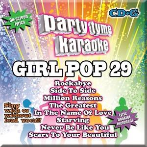 Party Tyme Karaoke:Girl Pop 29