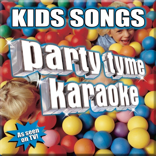 Party Tyme Karaoke:Kids Songs product image