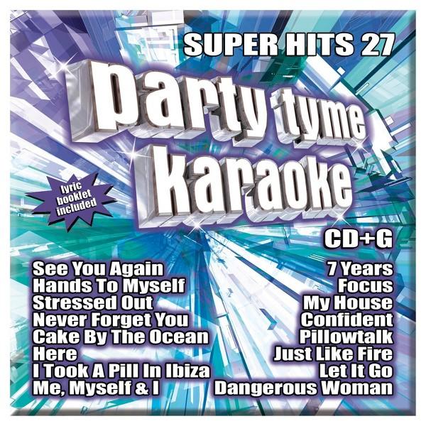 Party Tyme Karaoke:Super Hits 27 product image