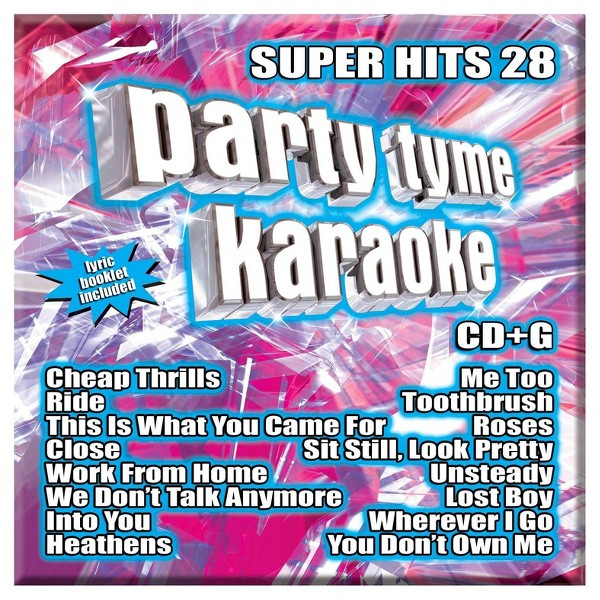 Party Tyme Karaoke:Super Hits 28 product image