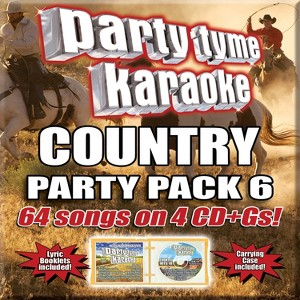 Party Tyme Karaoke:Country PP 6