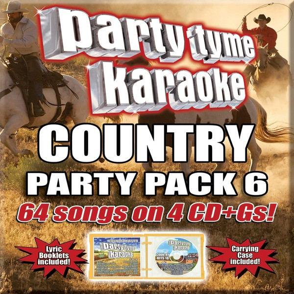 Party Tyme Karaoke:Country PP 6 product image