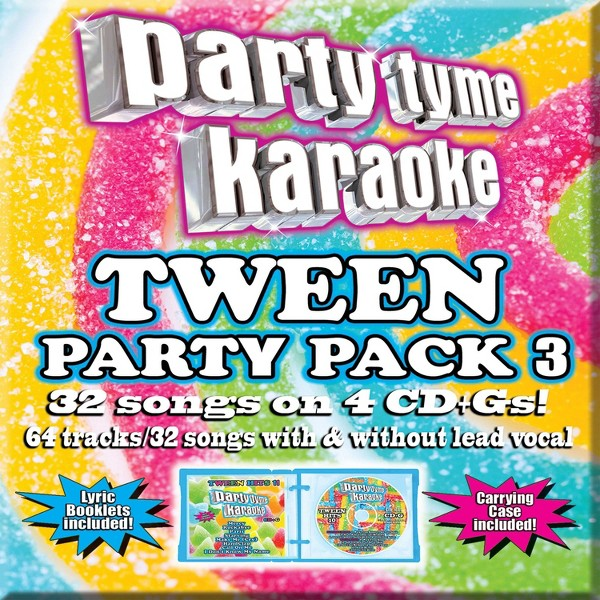 Party Tyme Karaoke:Tween Party P 3 product image