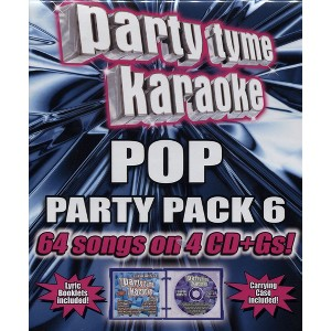 Party Tyme Karaoke:Pop Party P 6