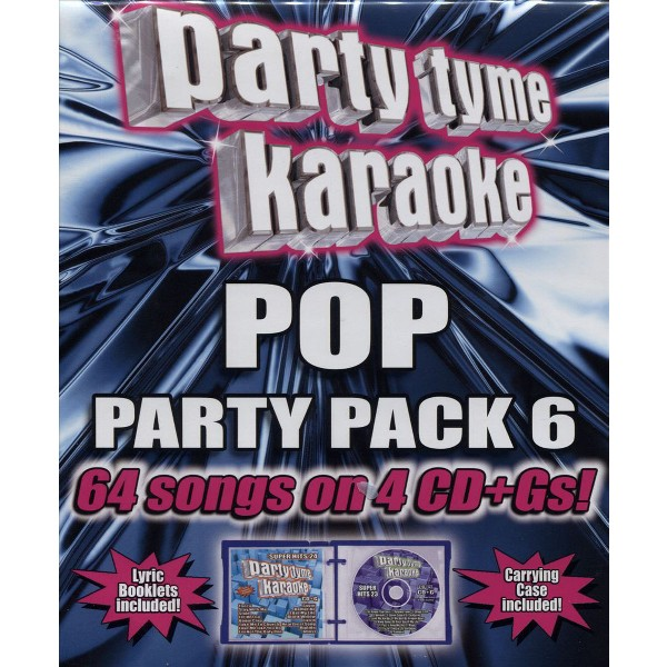 Party Tyme Karaoke:Pop Party P 6 product image