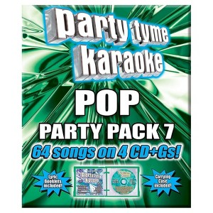 Party Tyme Karaoke:Pop Party P 7