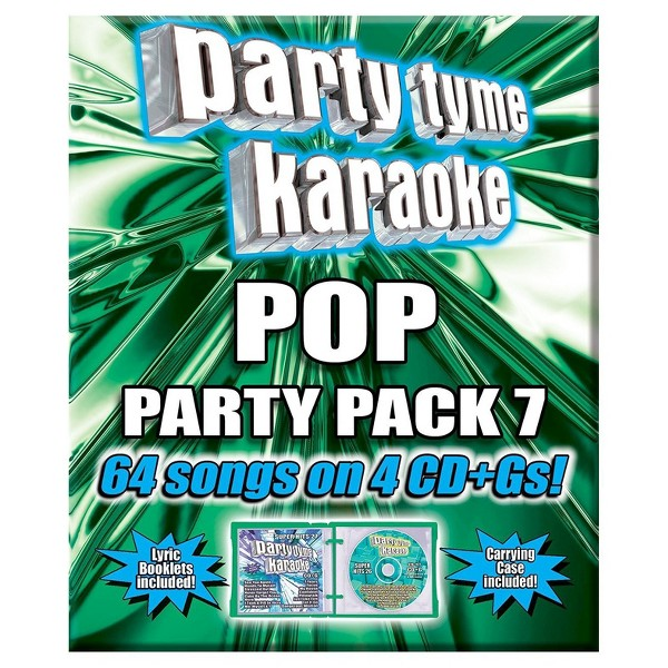 Party Tyme Karaoke:Pop Party P 7 product image