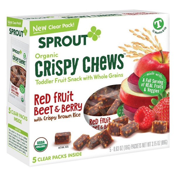Sprout Organic Baby Food product image