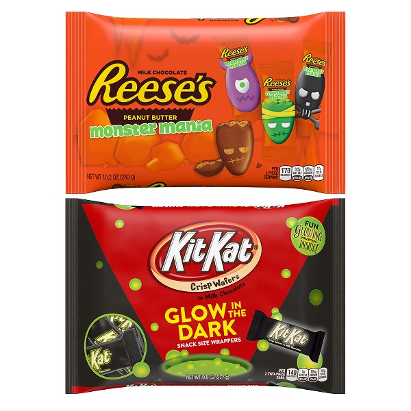 Hershey's Halloween Snack Size product image