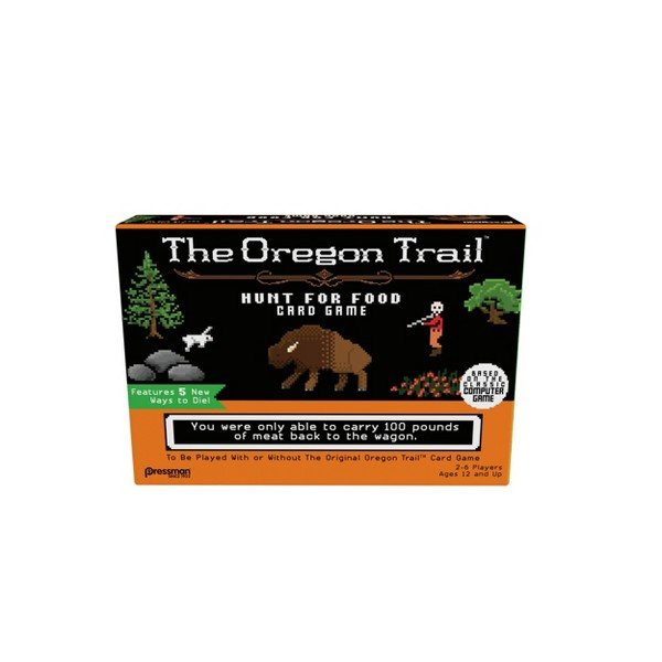 Oregon Trail 2: Hunt for Food product image