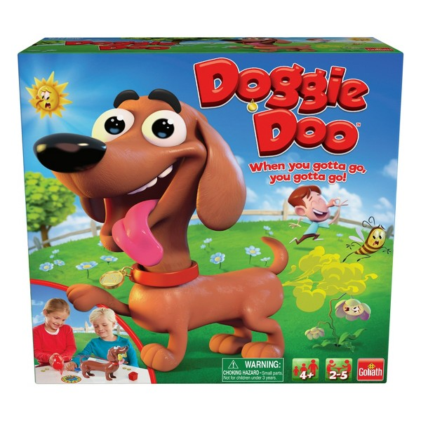 Goliath Games Doggie Doo Game product image