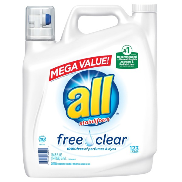 all Liquid Laundry product image