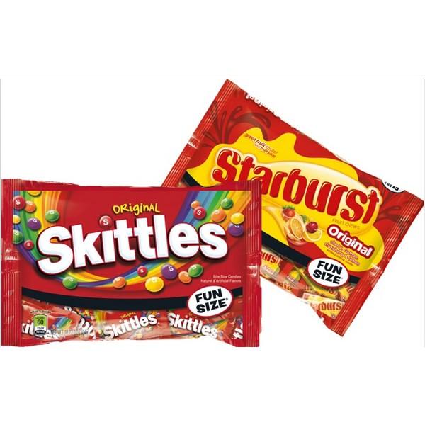 Skittles/Starburst Halloween Bags product image