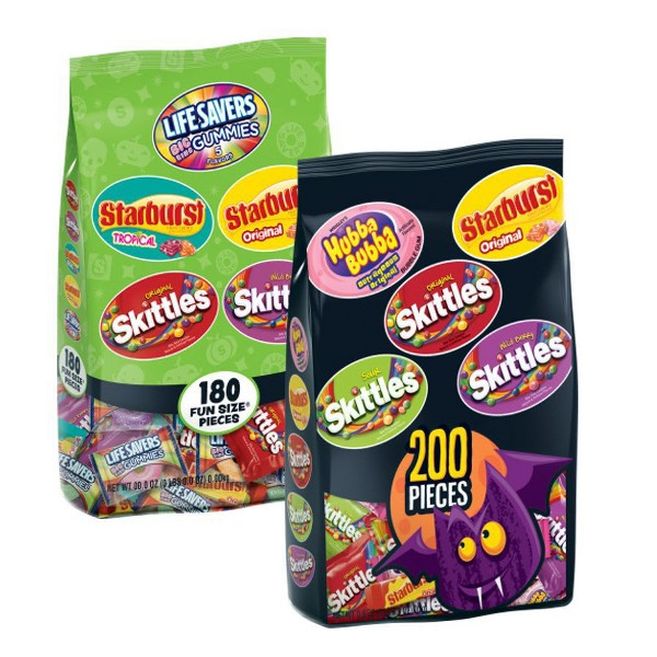 Wrigley Halloween Large Grab Bags product image