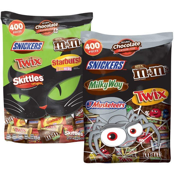 Mars XXL Halloween Variety Bag product image