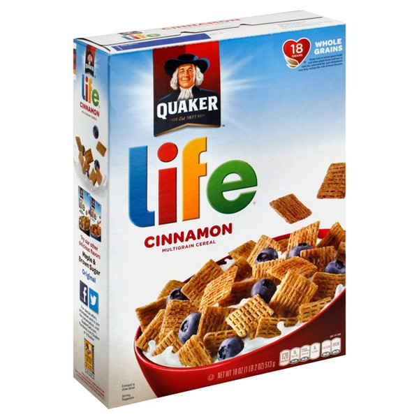 Cereal product image