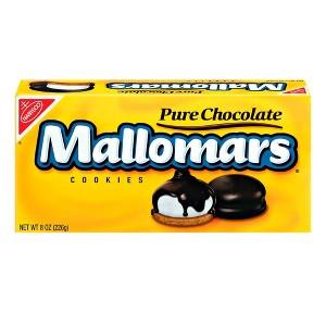 Mallomars Pure Chocolate Cookies