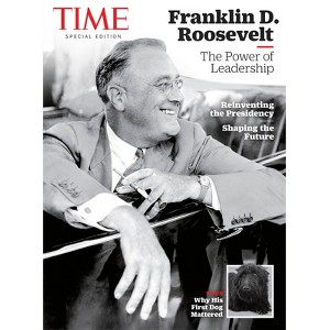 TIME Magazine: FDR Edition