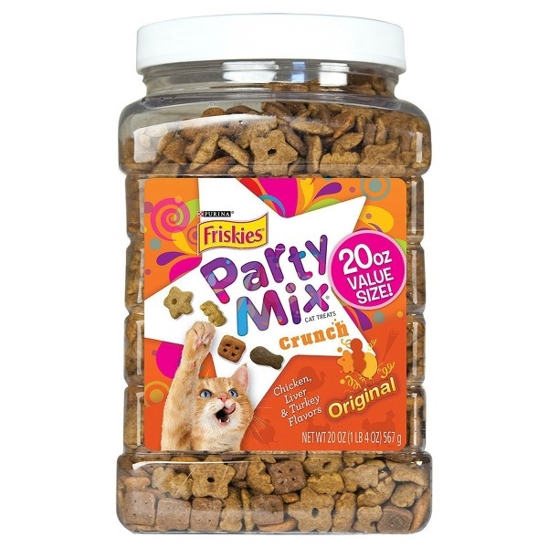 Purina Friskies Party Mix product image