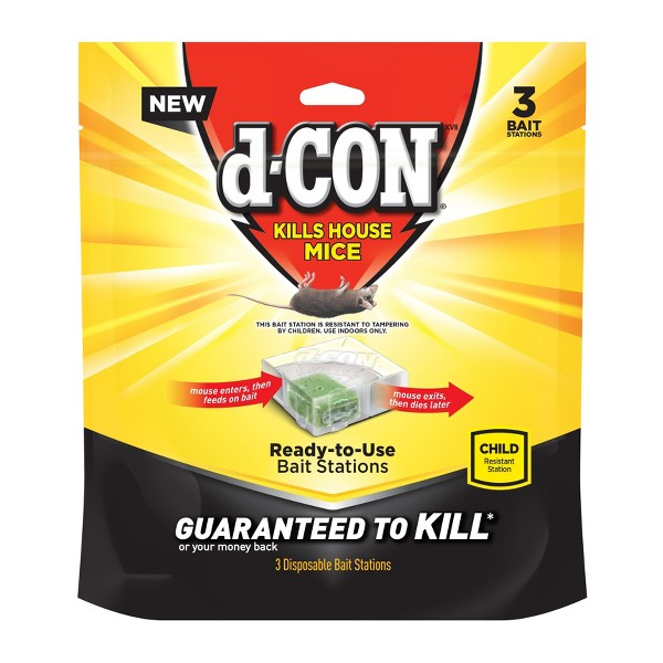 d-CON Rodent Control product image