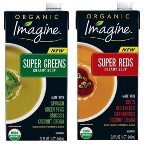 NEW Imagine Soups