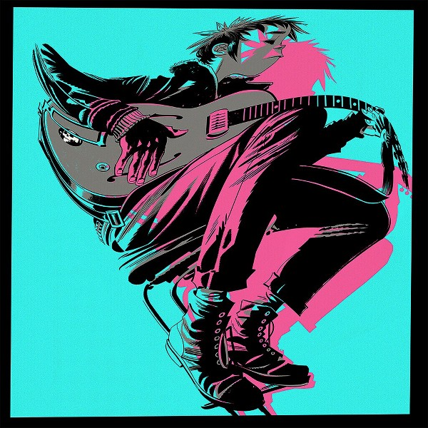 Gorillaz: The Now Now product image