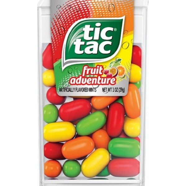 Tic Tac Mints Single Packs product image