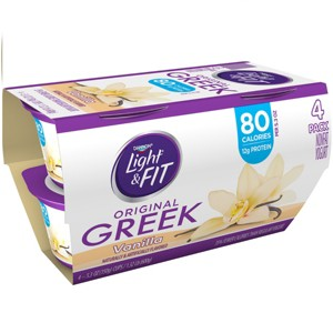 Dannon Light & Fit Yogurt