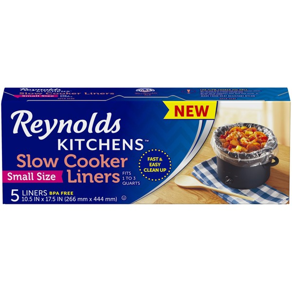 Reynolds Small Slow Cooker Liners product image