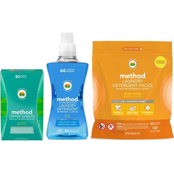 method Laundry items product image