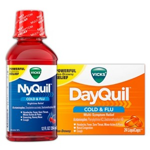 Vicks NyQuil & DayQuil