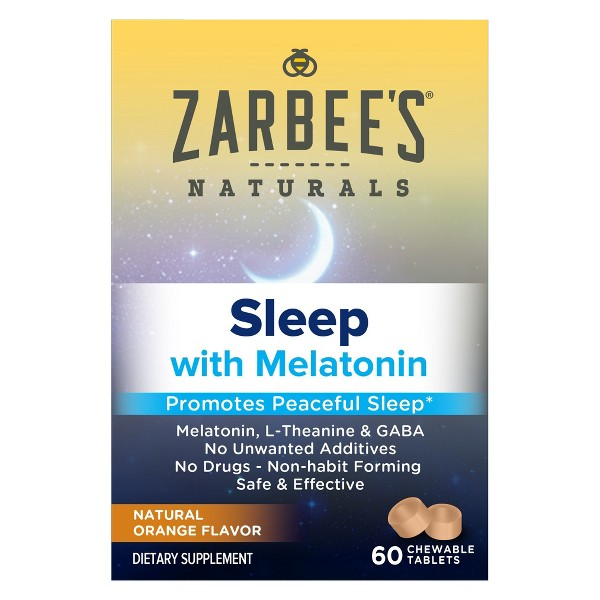 Zarbee's Adult Sleep Tablets product image