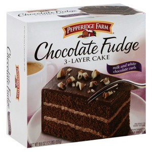 Frozen Layer Cakes